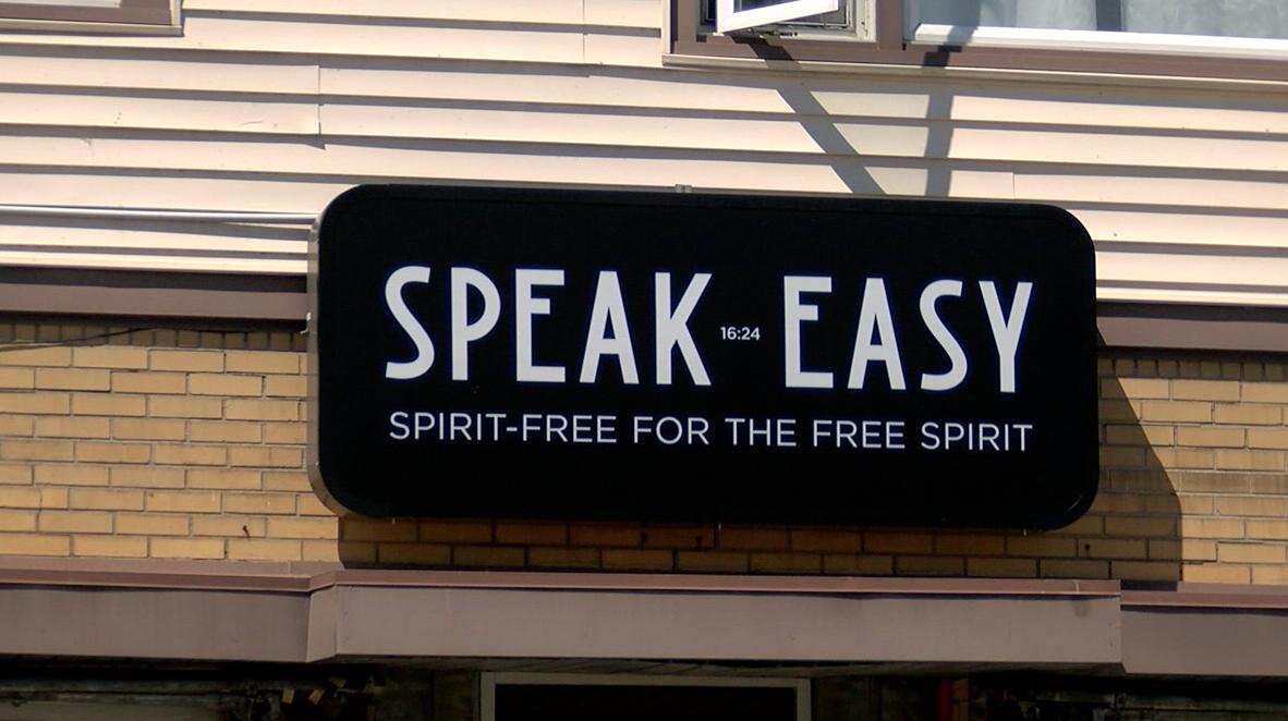 Speak Easy in the Lovejoy neighborhood