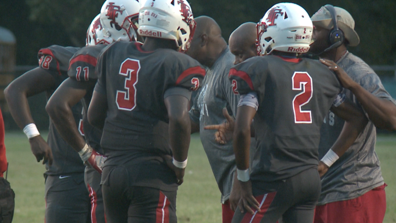 Lake Taylor H.S. football team preparing for state title game, 'life changing'opportunity