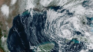 Tropical Storm Eta makes landfall in Florida, bringing heavy rains and floods to state