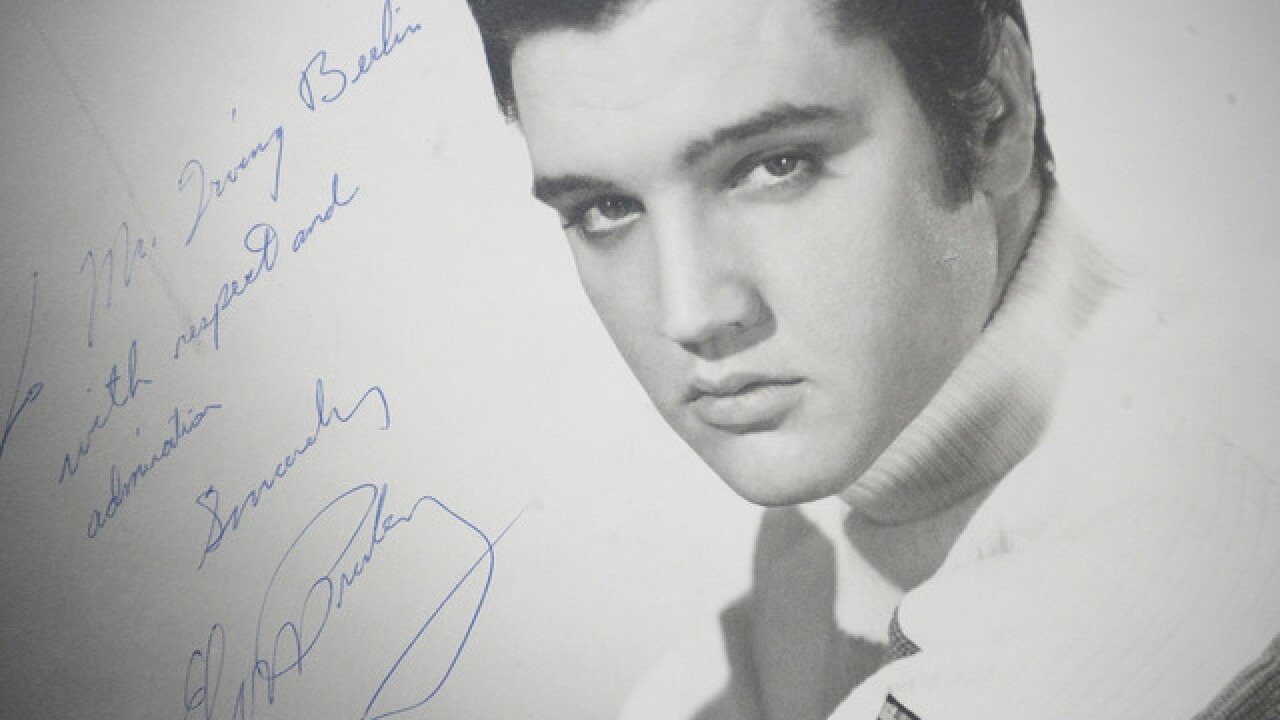 Elvis Presley's mobile home is up for auction