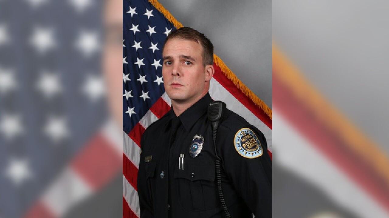 Heavy Police Presence In East Nashville