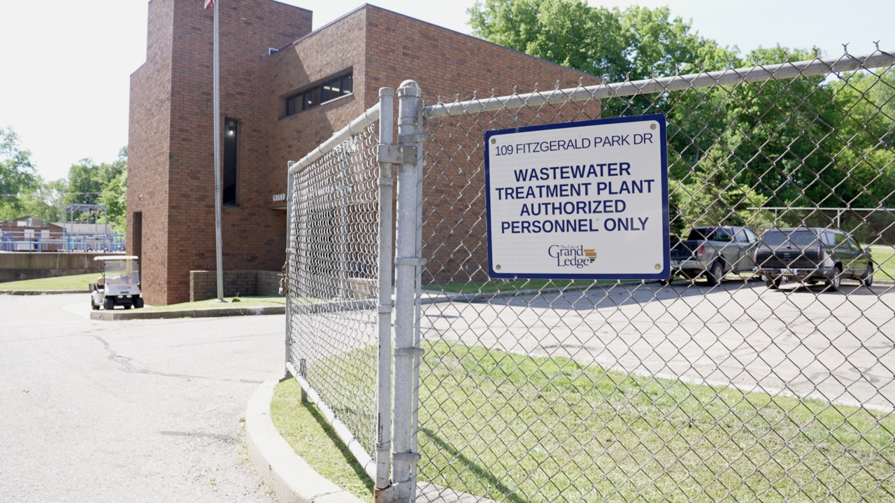Grand Ledge is working on plans to modernize the wastewater treatment plant