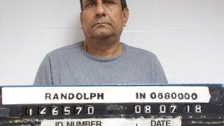 Randolph County gas station clerk accused of offering customer money for sex