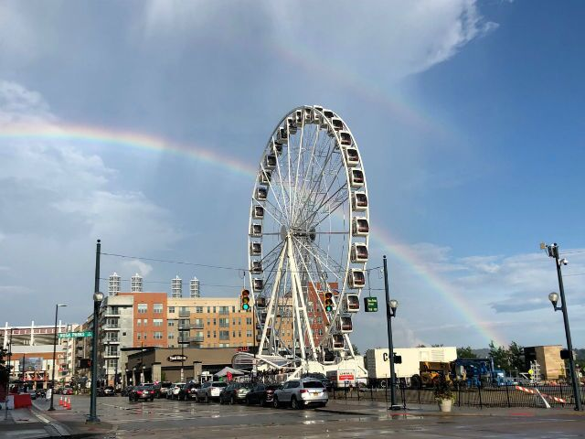 SkyStar at The Banks to open one day late