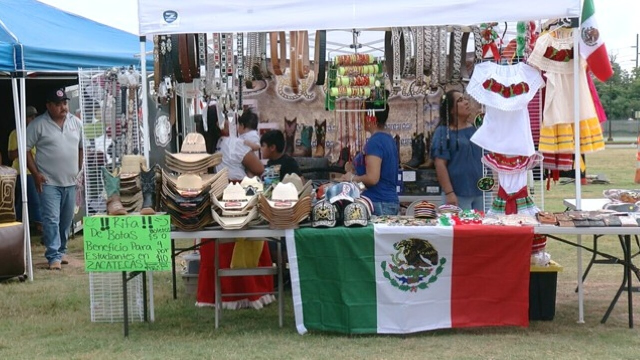 The Mexican Independence Festival is back