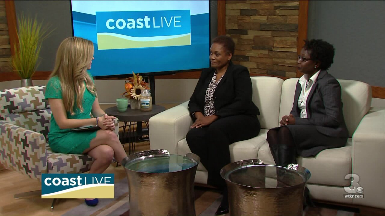 We learn about a local group helping struggling single mothers on CoastLive
