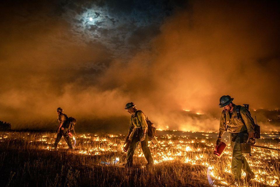 Pine Gulch Fire_Wyoming Hotshots/Pine Gulch Fire