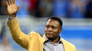Barry Sanders, Jerome Bettis among RB finalists for NFL's All-Time Team