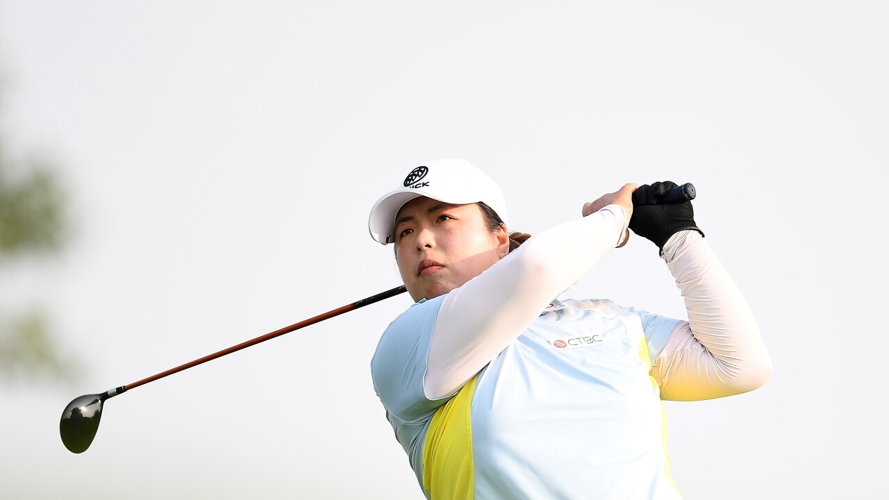 Feng birdies final hole for a 1-shot win at Thornberry Creek LPGA Classic