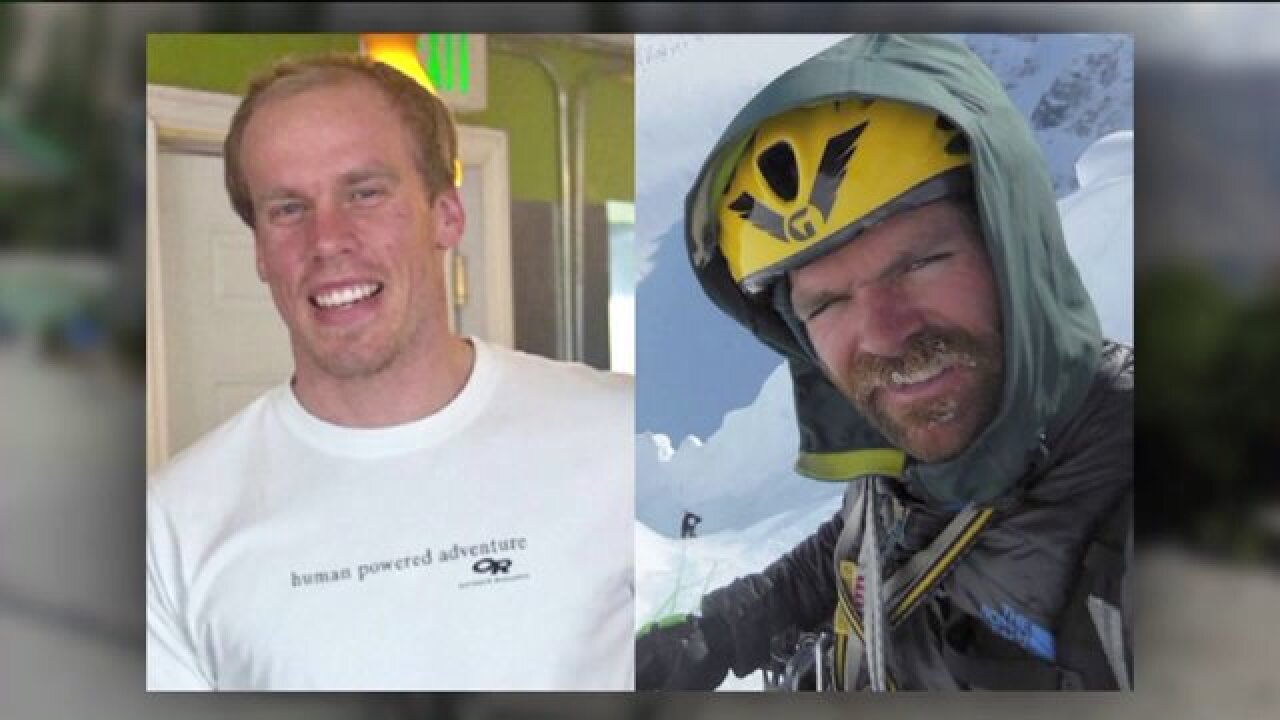 Loved ones hold on to hope as two Utah climbers missing on mountain inPakistan