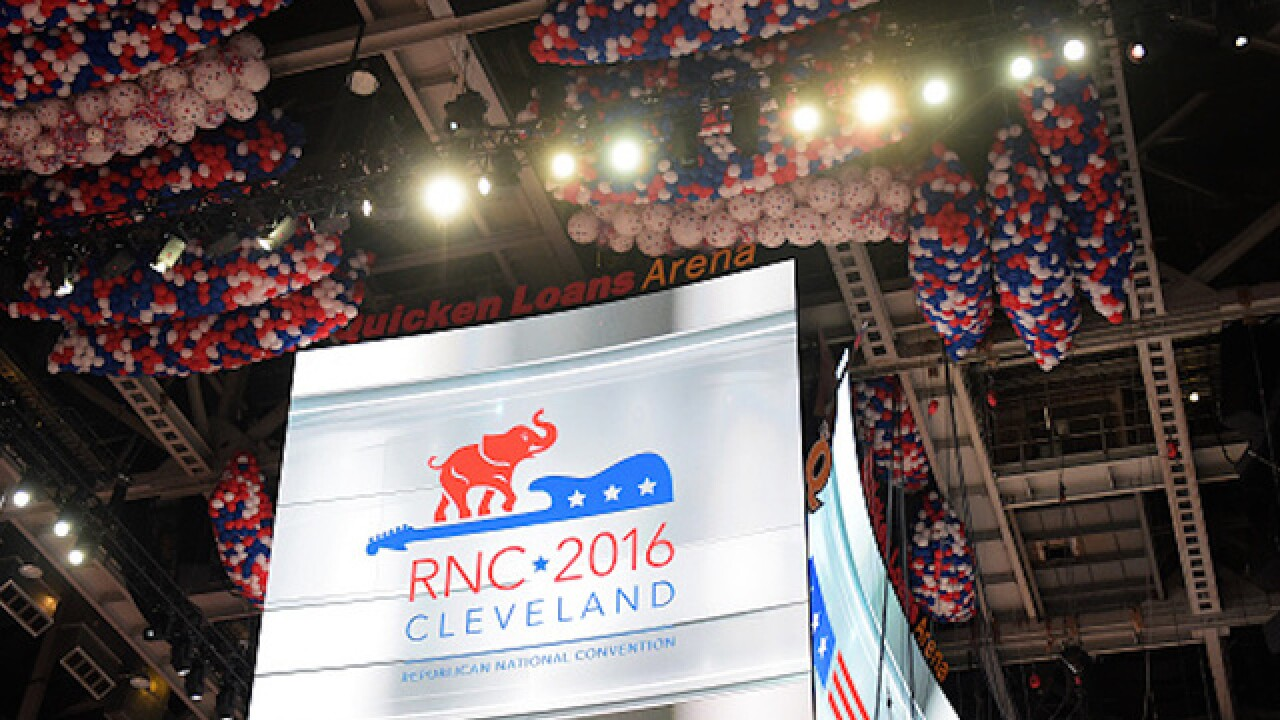 Trump that: Republican Convention all about Trump