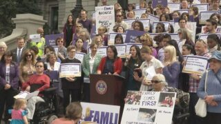 Legislators consider amendments to family and medical leave bill