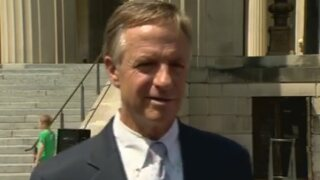 Governor Haslam Responds To Mayor Barry's Affair