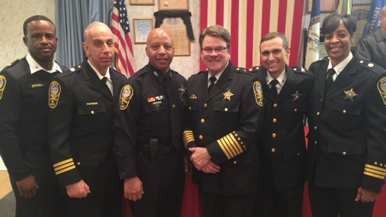 Local heroes honored for going above the call of duty