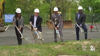 United Way of Central Maryland breaks ground on new family center