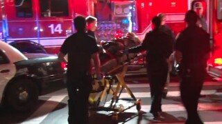 Man hit by car after argument with driver in North Park