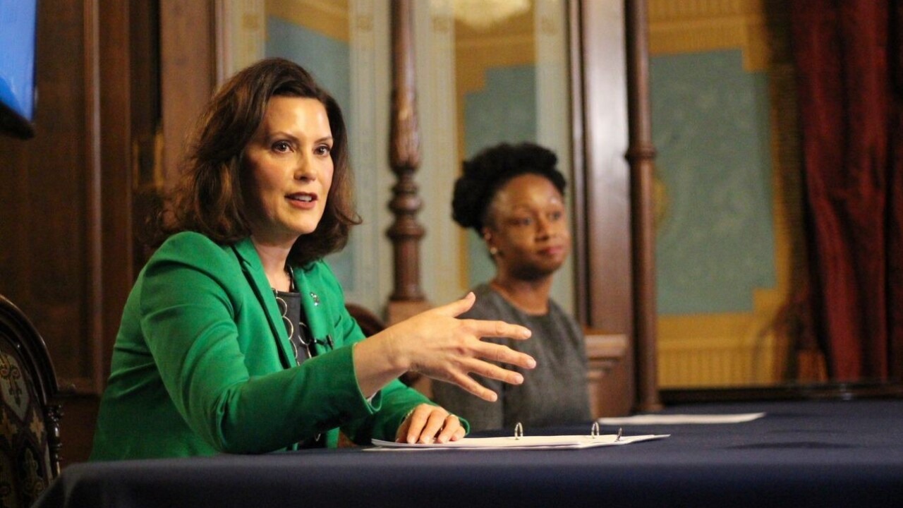 Whitmer vetoes bill targeting voter fraud, cites confusion