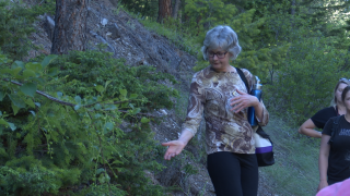 "Helena naturopathic doctor leads women group on a ""Medical Herb Hike"""