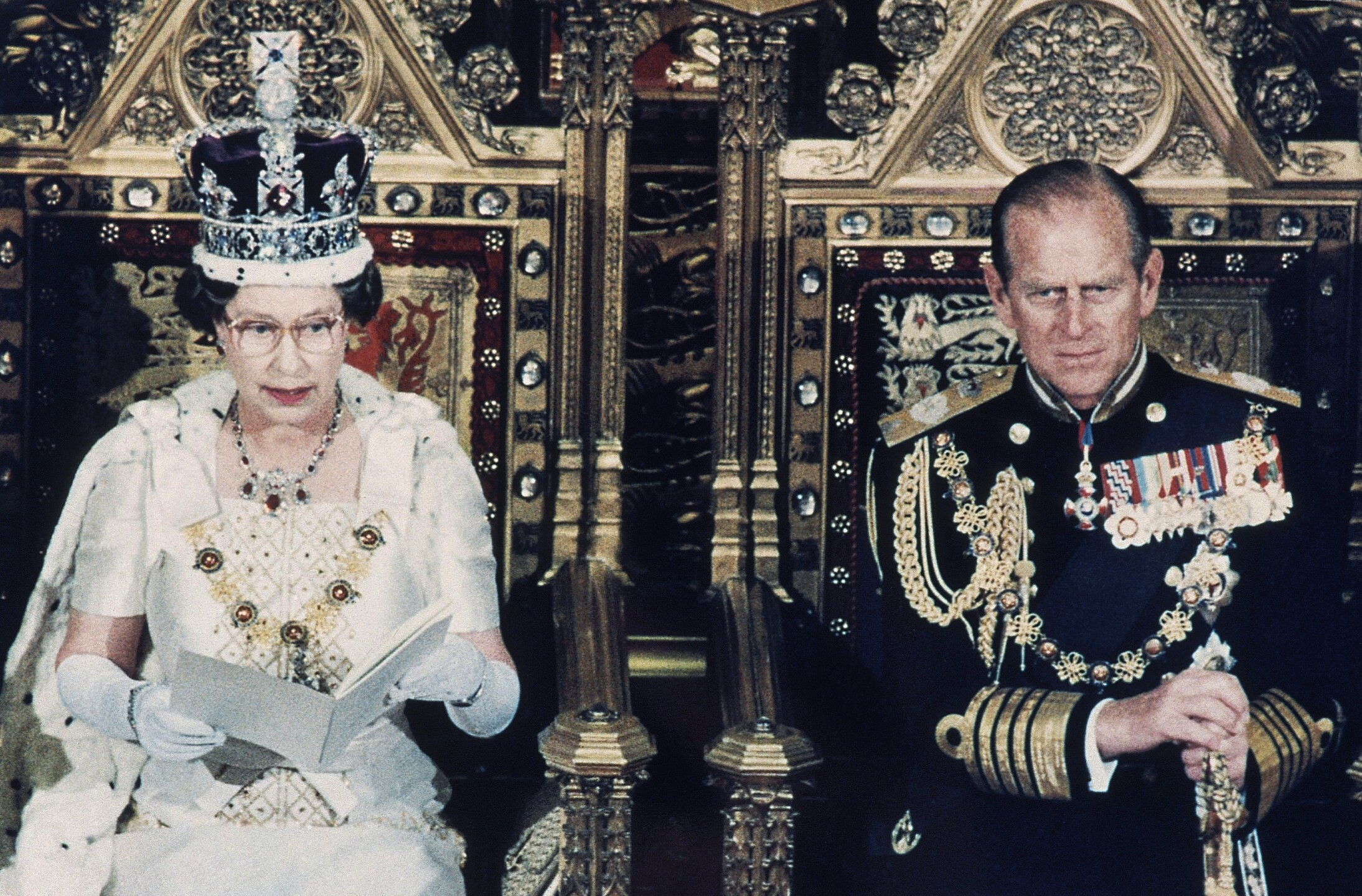 Queen Elizabeth II Philip
