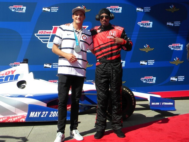 INDY 500 PICS: Celebrities on the Red Carpet