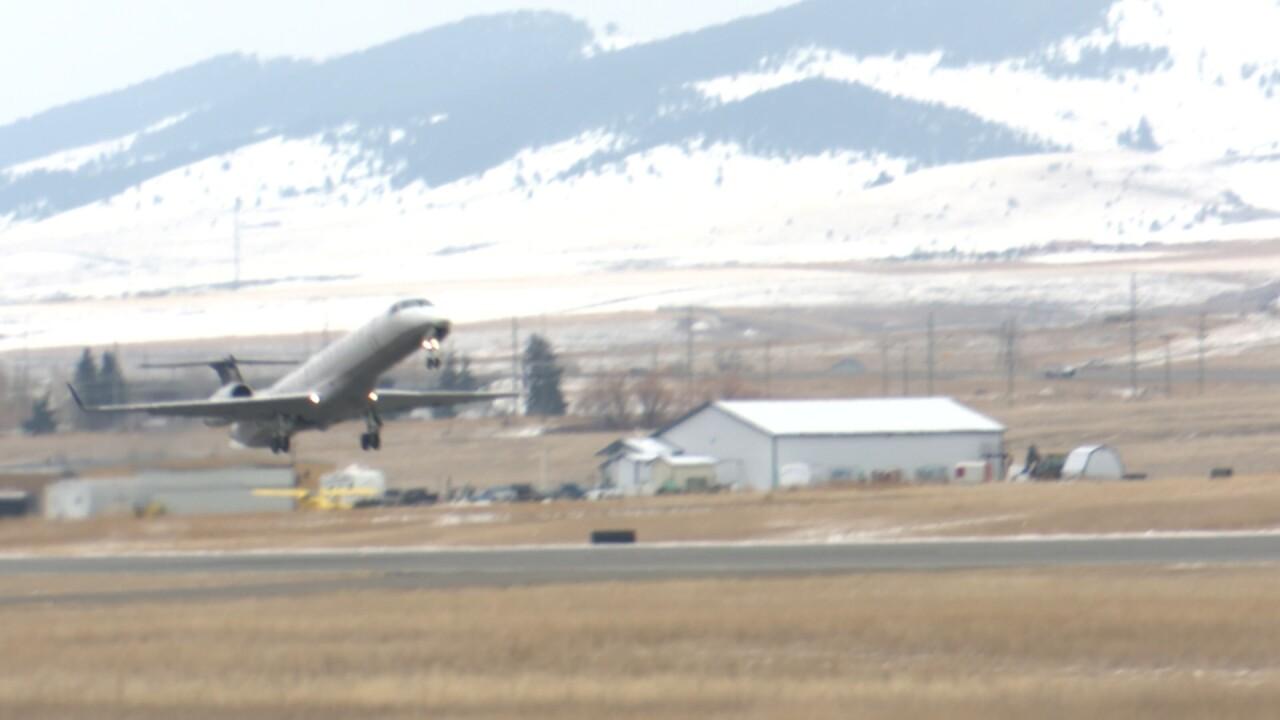 Helena Airport Runway