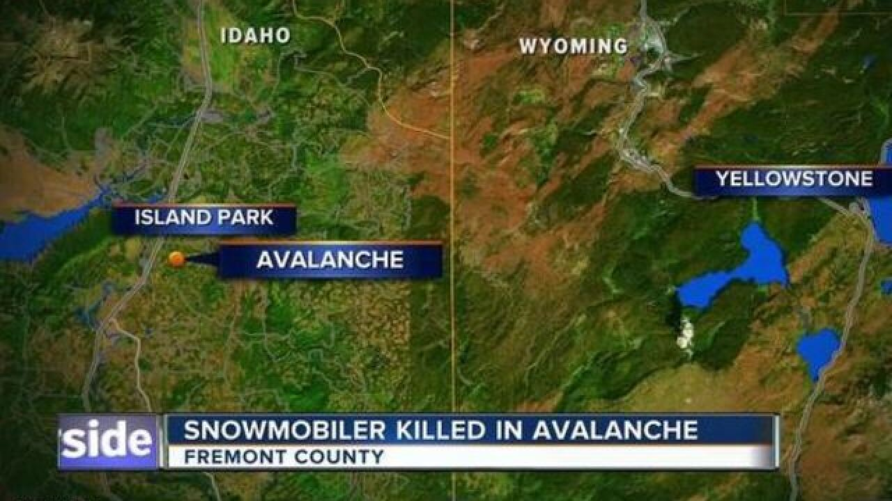 Idaho avalanche victim identified as Montana man