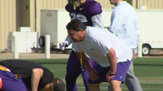 LSU hosts spring game Saturday