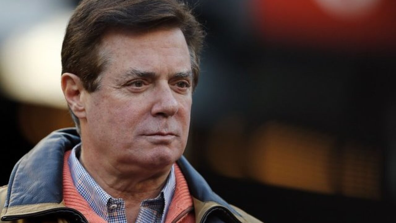 Mueller accuses Manafort of witness tampering