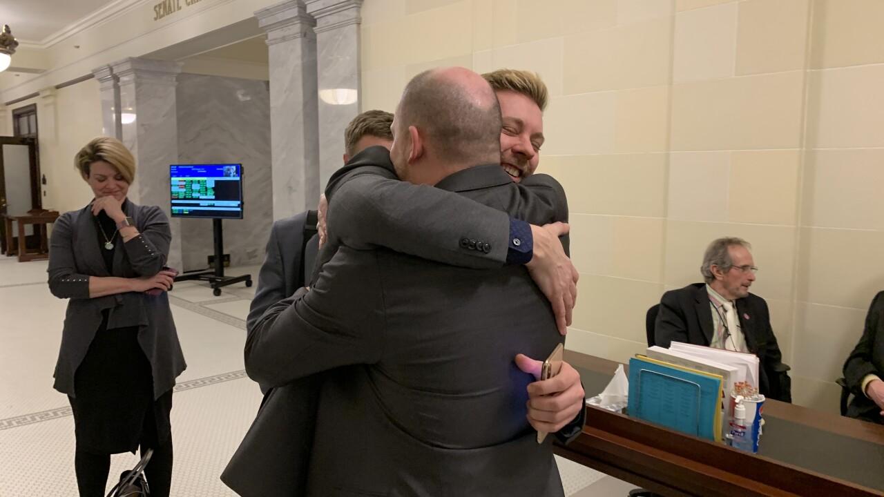 In historic vote, hate crimes bill passes the Utah StateLegislature