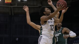Mike Hood scores 19 points off the bench for Montana State