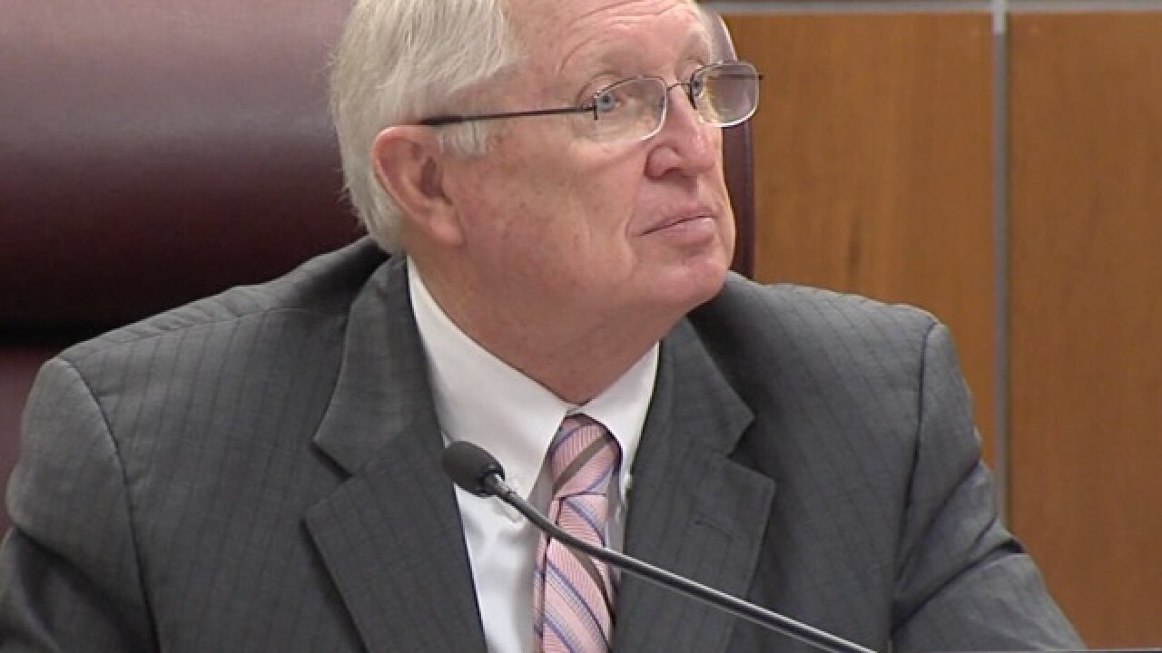 Jackson County legislator withdraws candidacy after more than 30 years in office