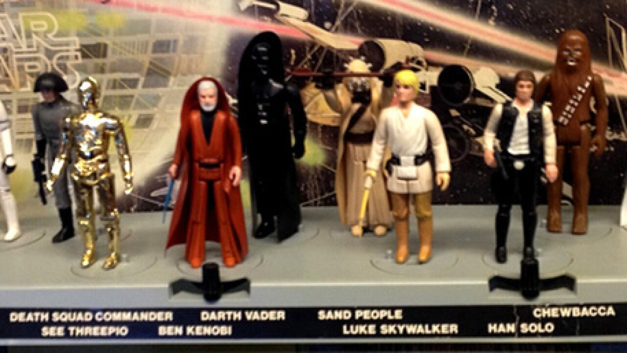 Top 9 toys in Cincy Library's Kenner exhibit