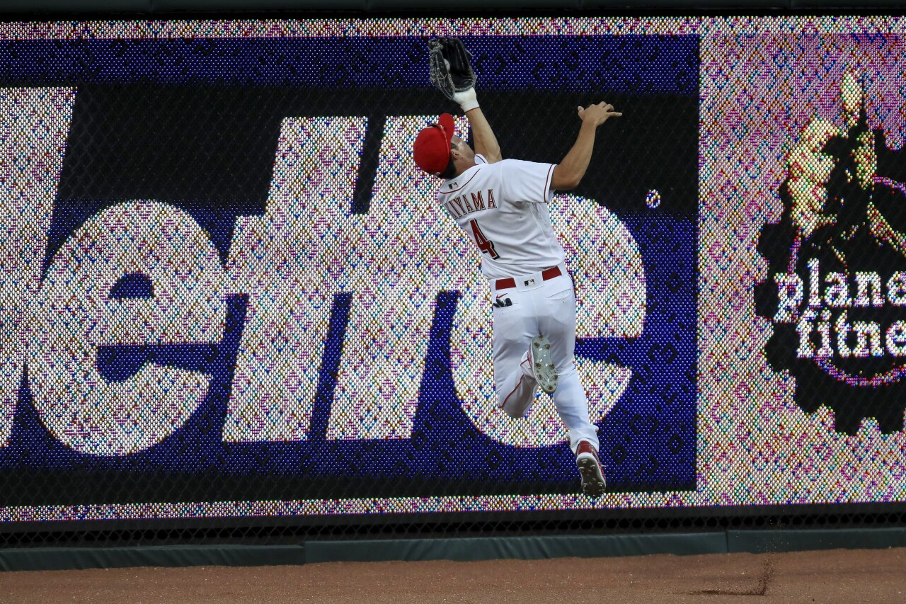 Tigers Reds Baseball