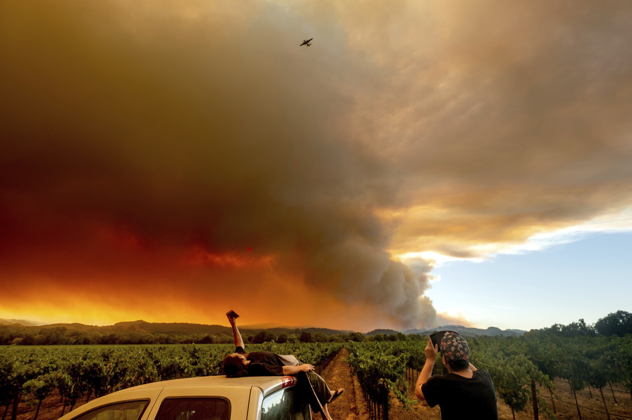 Western Wildfires How Did We Get Here