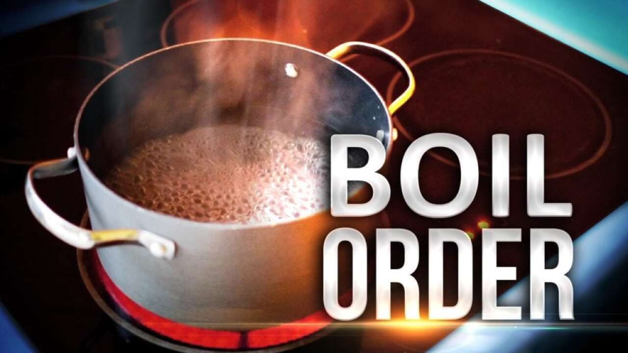 Lawtell boil water advisory lifted