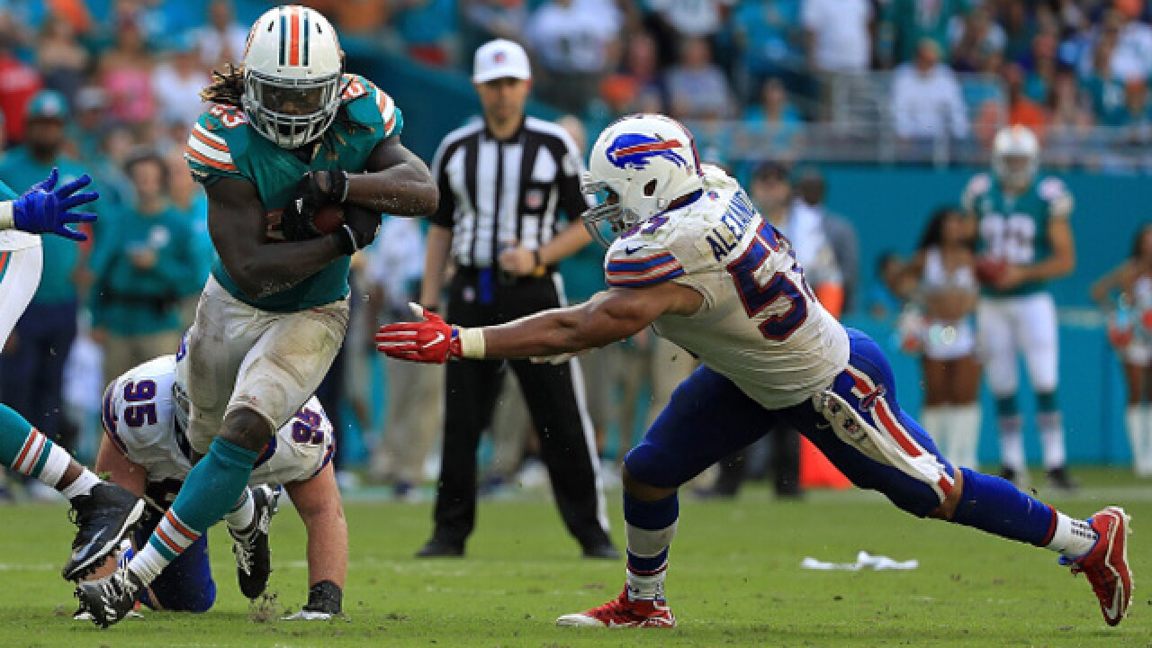 Joe B: 5 things to watch for in Bills - Dolphins (12/23/16)