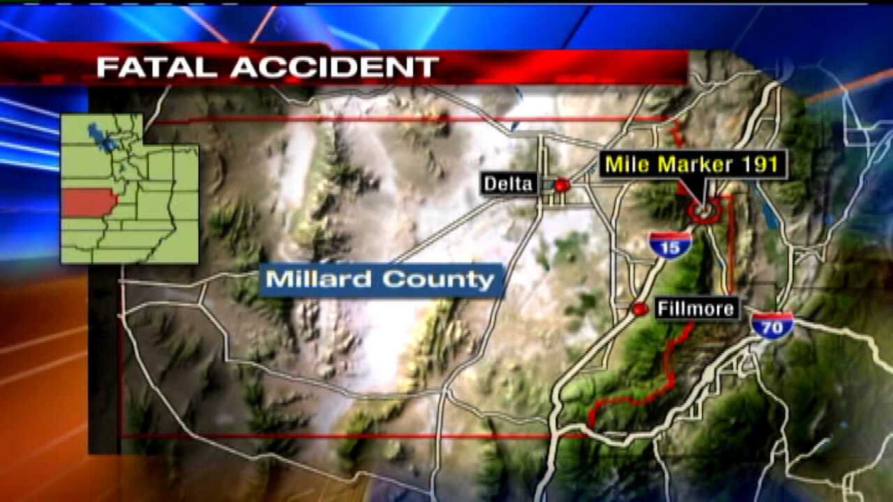 Fatal crash on interstate north of Scipio