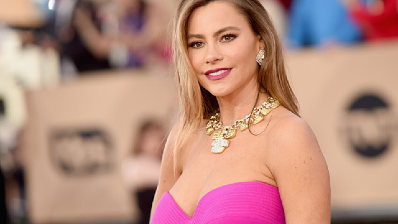 Sofia Vergara is being sued by her own embryos