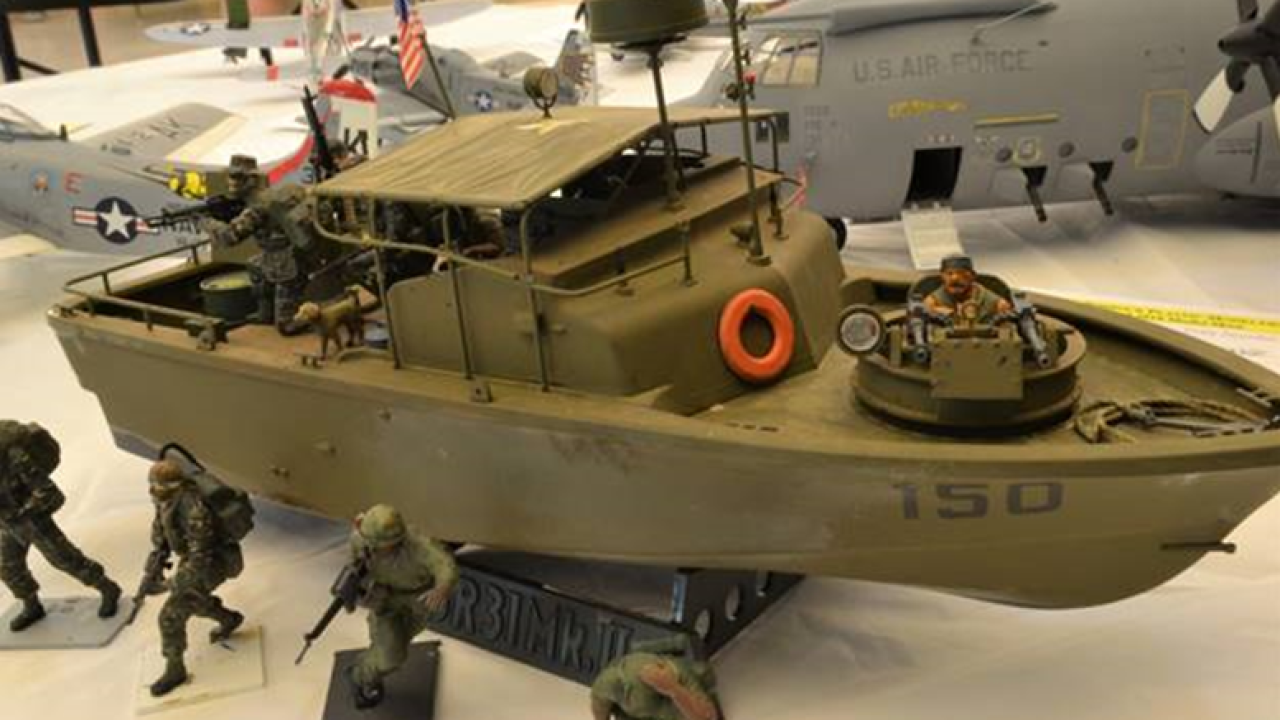 Rimrock Plastic Modelers to host 15th Annual contest