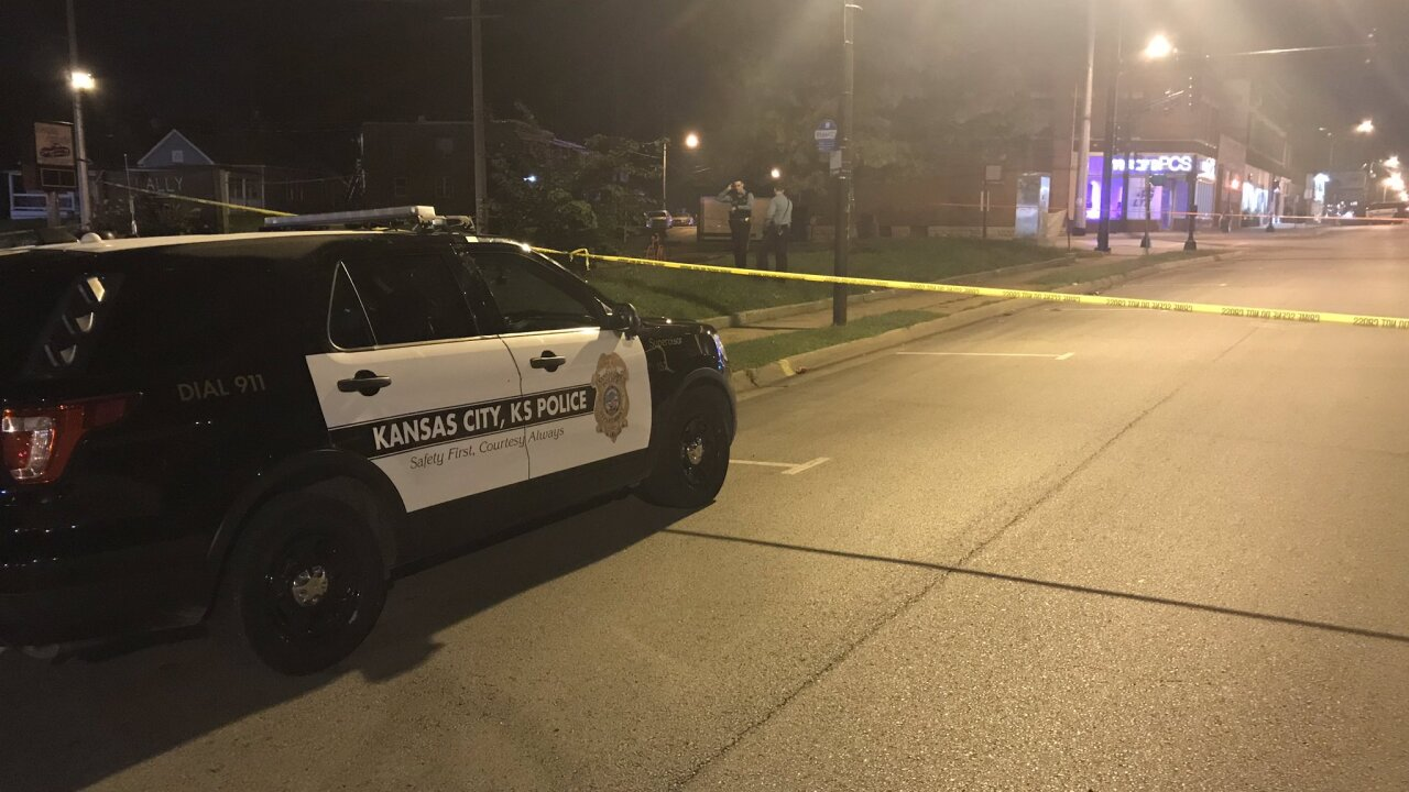 10th and Central KCK bar shooting