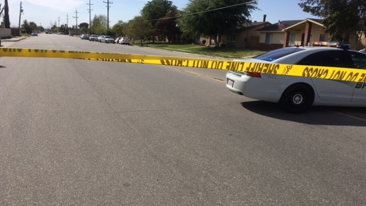 KCSO on scene of possible hostage situation