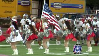 Veterans Memorial Eagles