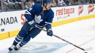 Maple Leafs shut out Red Wings in preseason finale