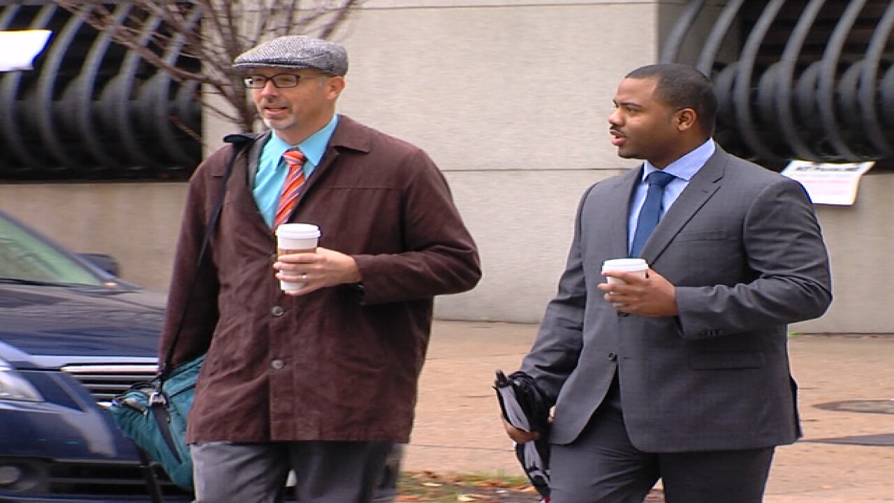 Freddie Gray: Appeals court hears arguments