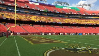 'Skins scoop: Redskins' new fan plan for 2018