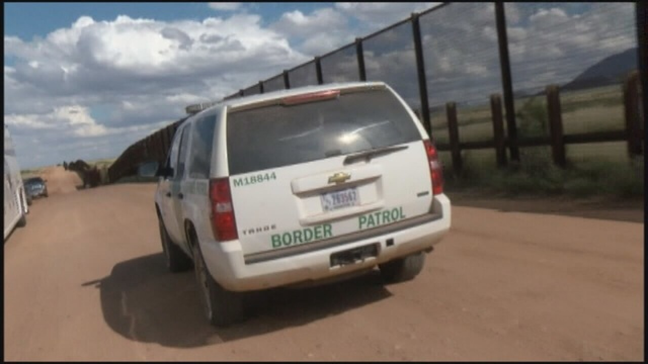 New leaders for two Border Patrol stations