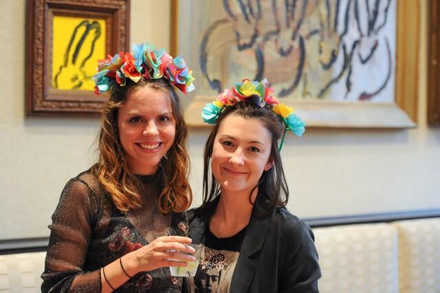 A little culture, a little cuisine and a whole lot of Cinco de Mayo at Frida Kahlo celebration