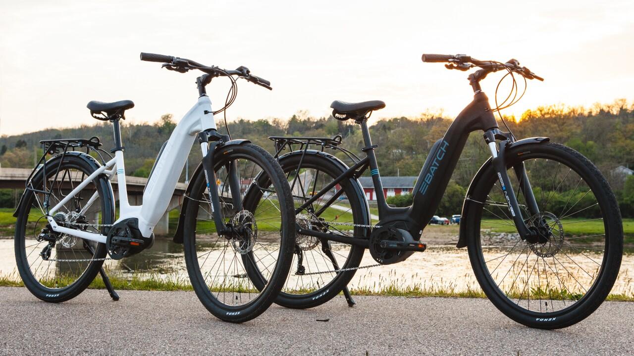 Batch Bicycles Releases New Step-Thru E-Bike