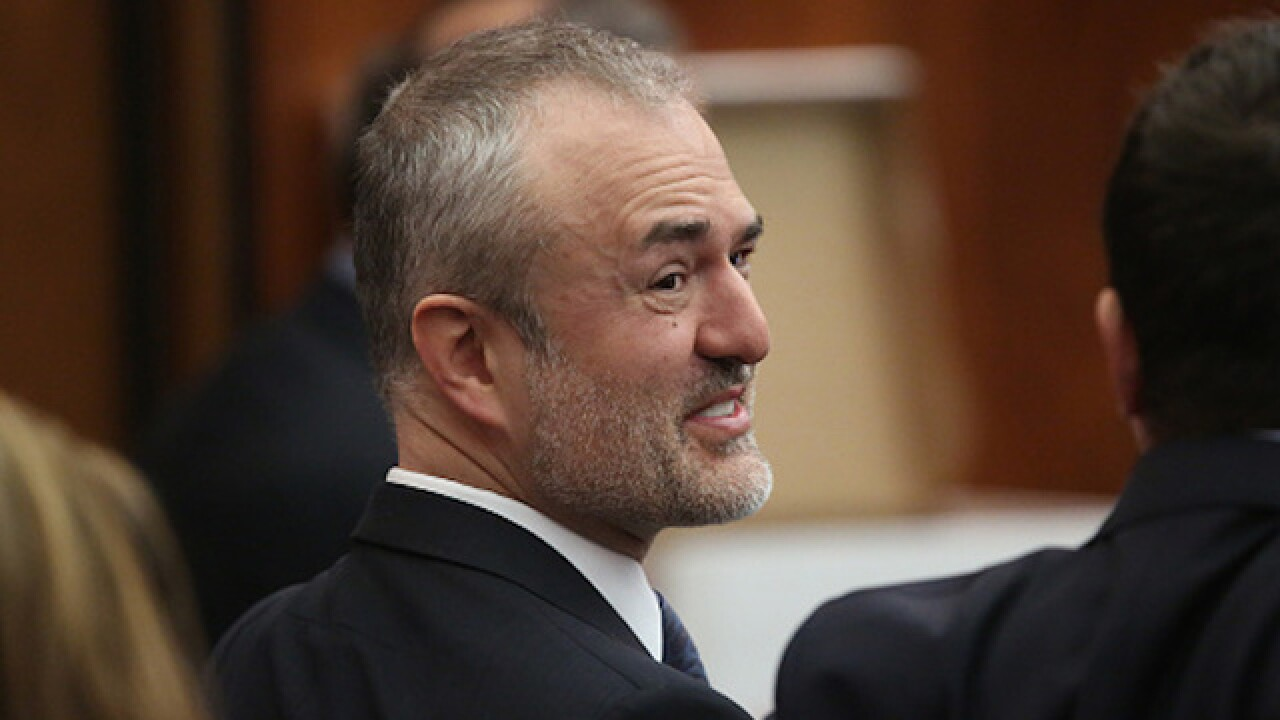 Gawker founder Nick Denton files for bankruptcy following Hulk Hogan trial