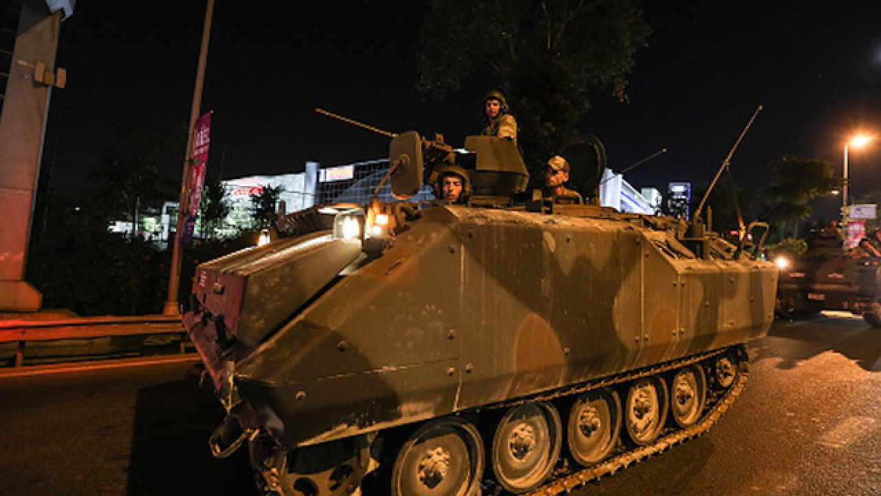 Turkey closes dozens of media outlets, fires thousands in wake of failed coup